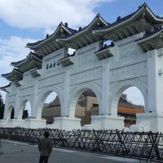 Chiang Kai-shek Memorial Hall, taiwan , taipei