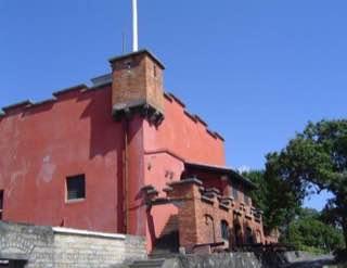 Fort Santo Domingo, taiwan , taipei