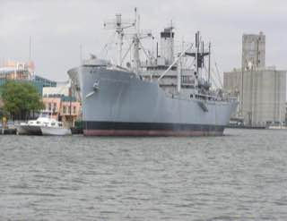 SS American Victory, usa , tampa