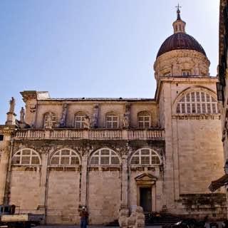 Dubrovnik Cathedral, montenegro , tivat