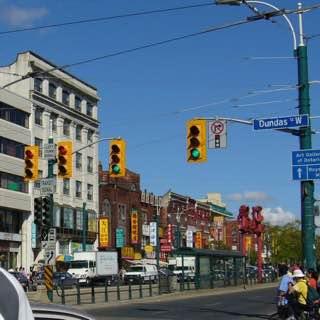 Chinatown, Toronto, canada , toronto