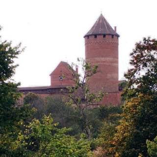 Turaida Castle, latvia , turaida