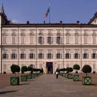 Royal Palace of Turin, italy , turin