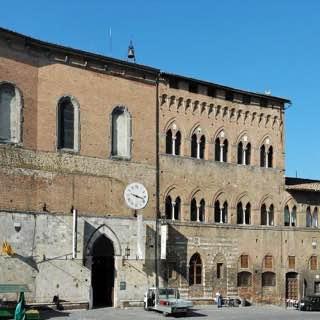 Santa Maria della Scala, italy , tuscany