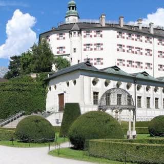 Ambras Castle, austria , tyrol