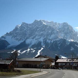 Zugspitze, austria , tyrol