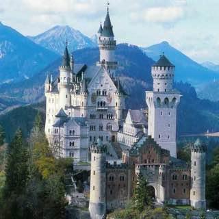Neuschwanstein Castle, austria , tyrolwest