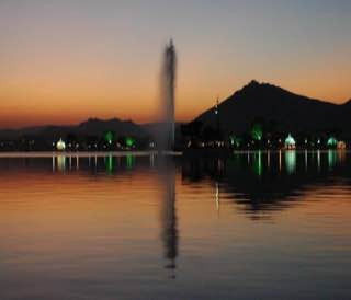 Fateh Sagar Lake, india , udaipur