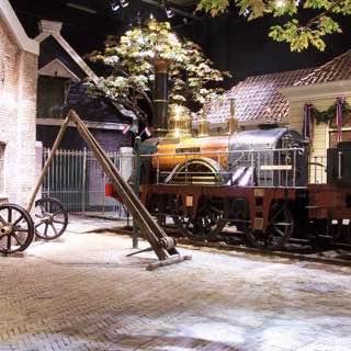 Railway Museum, netherlands , utrecht