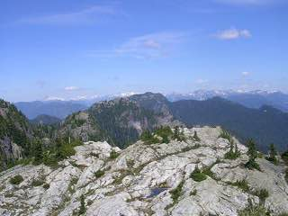 Mount Seymour, canada , vancouver