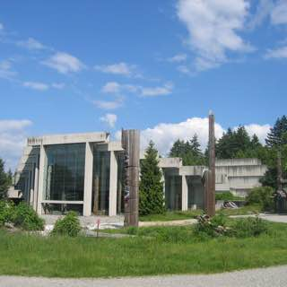 Museum of Anthropology at UBC, canada , vancouver