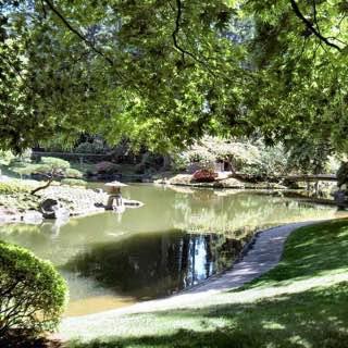 Nitobe Memorial Garden, canada , vancouver