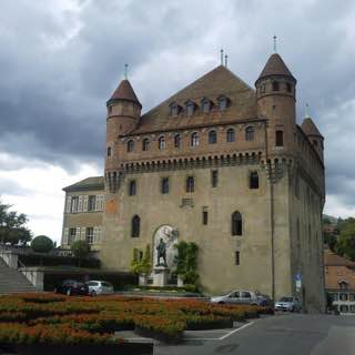 Château Saint-Maire, switzerland , vaud