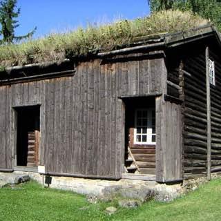 Hadeland Folkemuseum, norway , velmunden