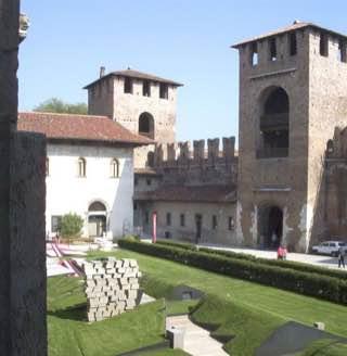 Castelvecchio Museum, italy , verona