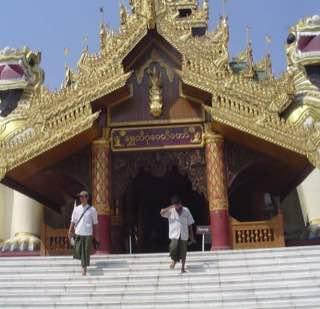 Shwedagon Pagoda, myanmar , yangon