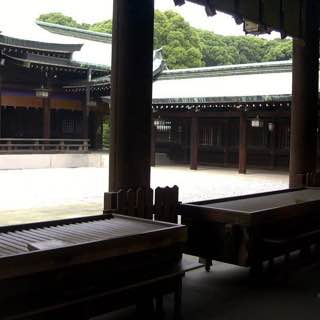 Meiji Shrine, japan , yokohama