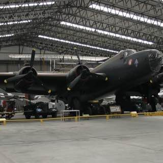 Yorkshire Air Museum, uk , york