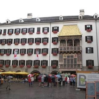 Goldenes Dachl, austria , zillertal