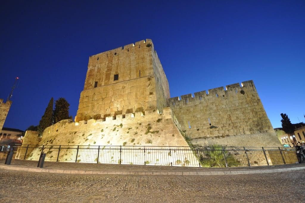 Изображение Tower of David.