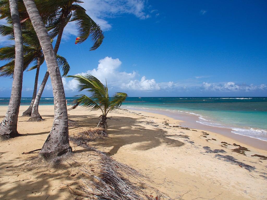 Image de Playa Punta Popy. sea sky beach hispaniola republicadominicana lasterrenas samaná republicadominicanalasterrenas