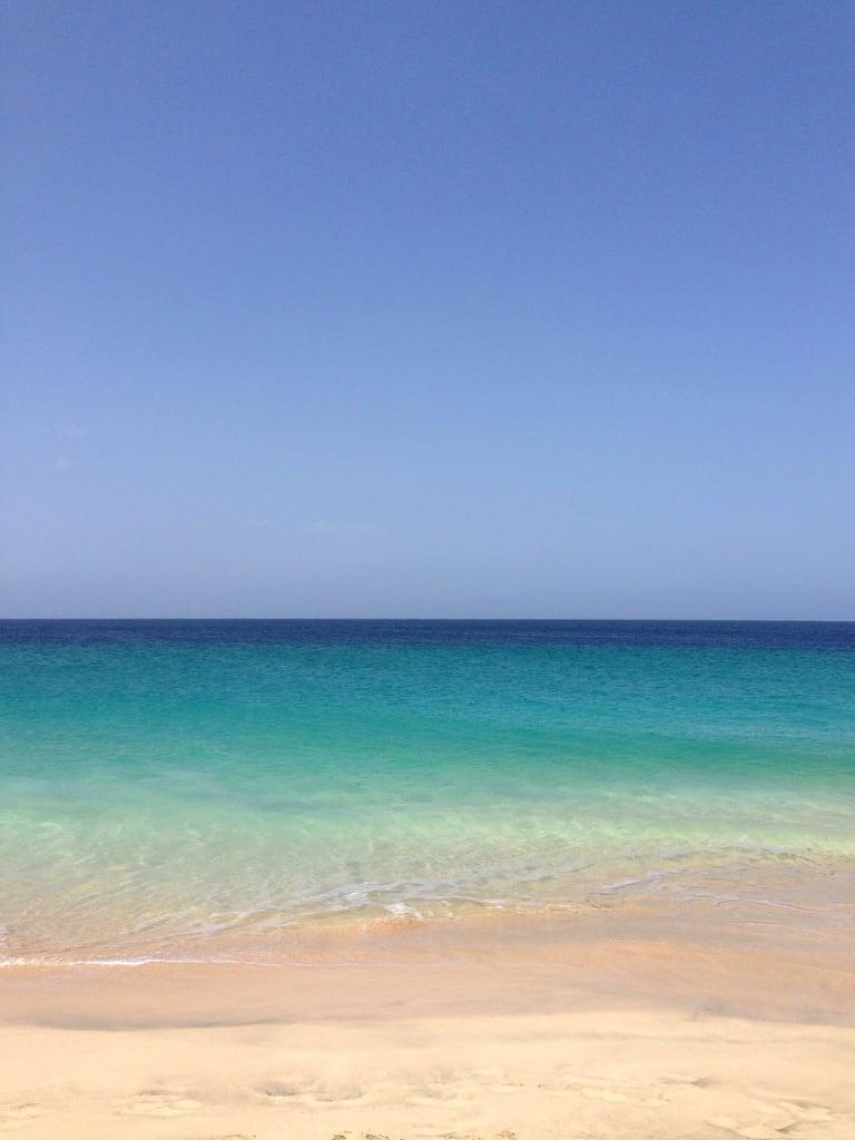 Bild av Praia de Santa Maria. sal uploaded:by=flickrmobile flickriosapp:filter=nofilter
