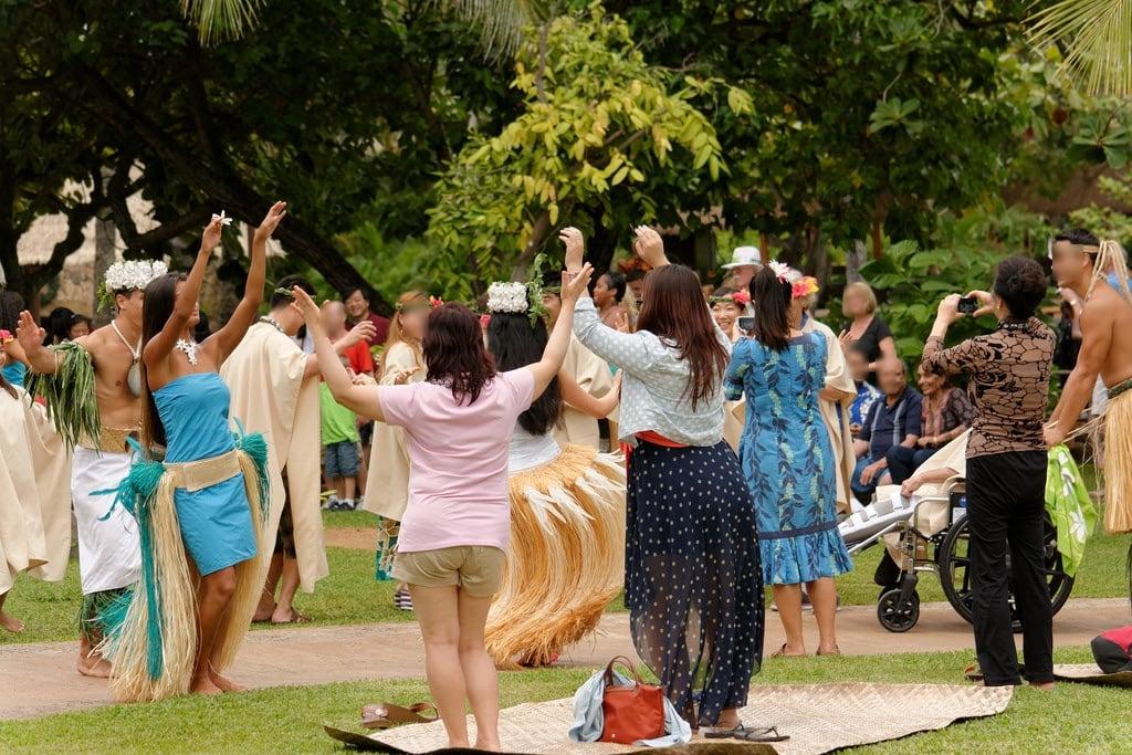 Image de Polynesian Cultural Center. hawaii oahu polynesianculturalcenter
