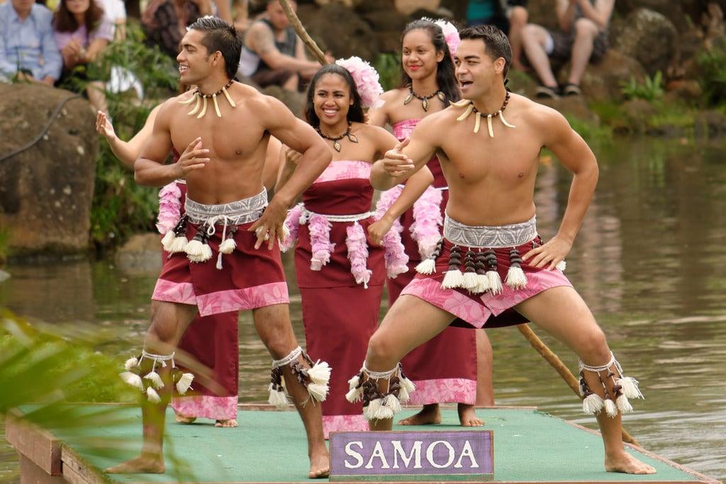 Image de Samoa. hawaii oahu polynesianculturalcenter