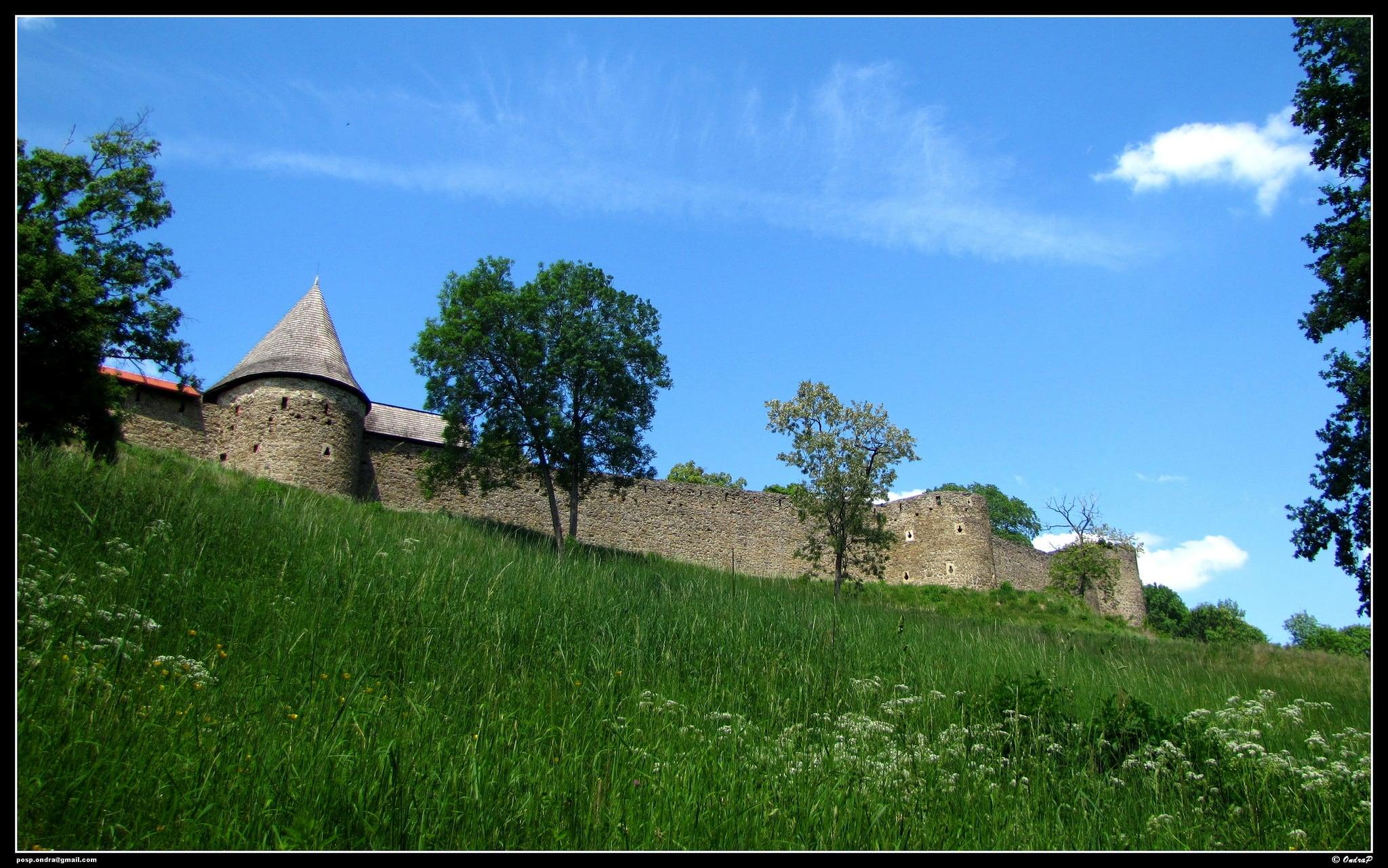 Image of Helfštýn.