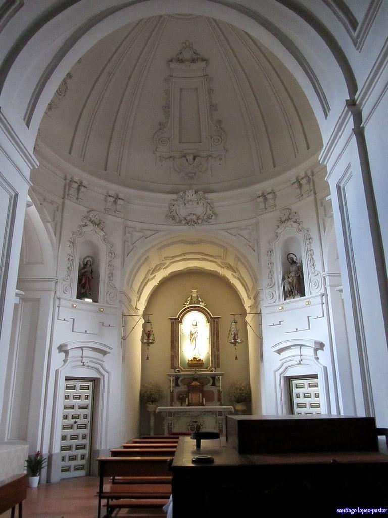 Bild av Nuestra Señora de Valverde. madrid españa spain baroque espagne barroco fuencarral