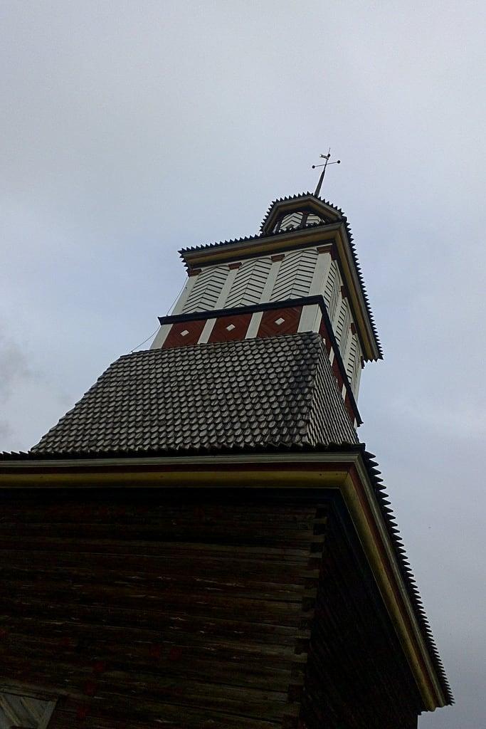 Image of Petäjävesi Old Church. church suomi finland lutheran petajavesi