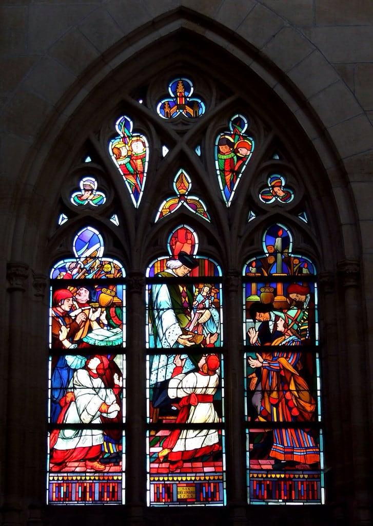 Image of Basilique Notre-Dame de l'Épine. notredame basilique marne lépine