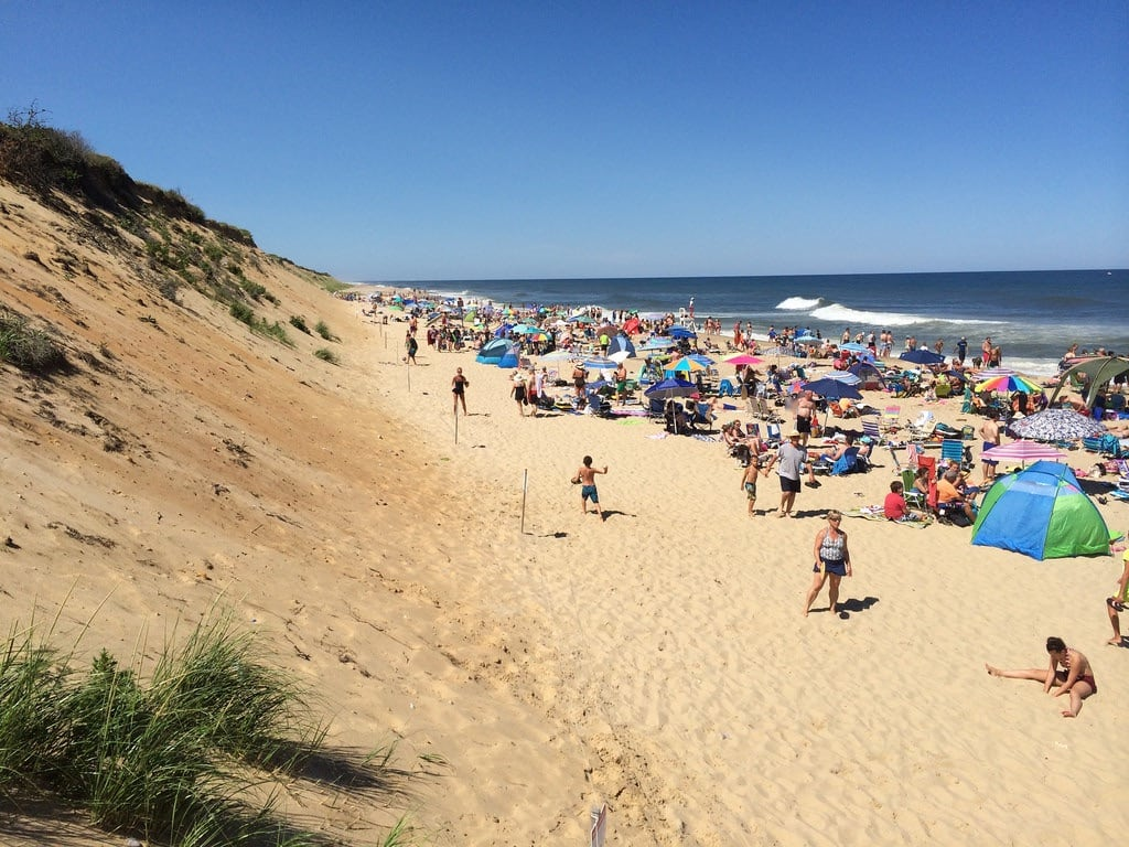 Bilde av Coast Guard Beach. beach massachusetts wellfleet marconi nationalseashore ccns