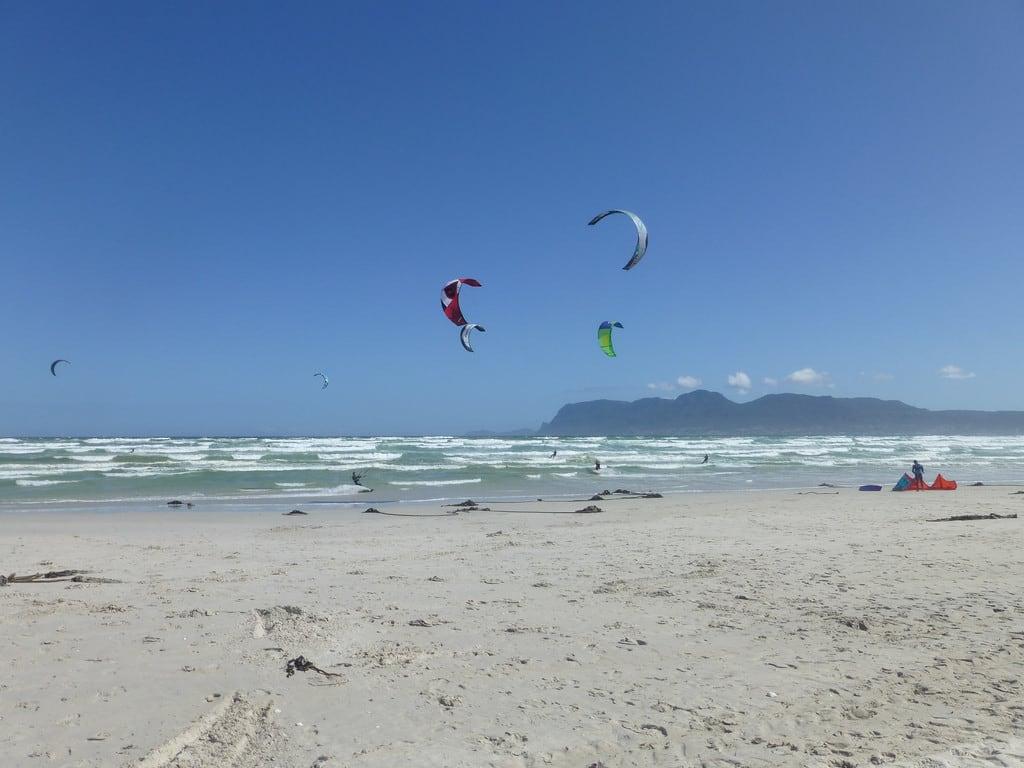 Muizenberg Beach képe. southafrica