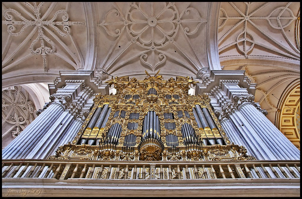 Catedral de Granada képe. españa granada