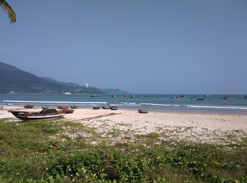 Obrázek Pláž s délkou 3045 metrů. vietnam