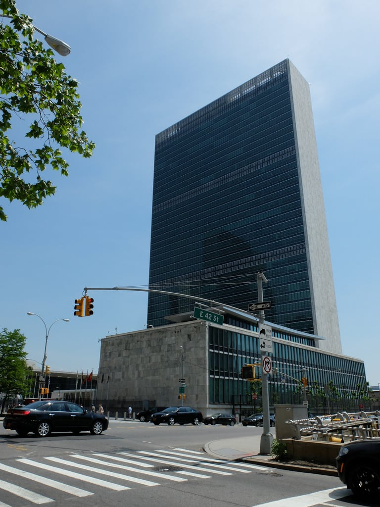 صورة United Nations Headquarters. newyorkcity manhattan unitednationsheadquarters