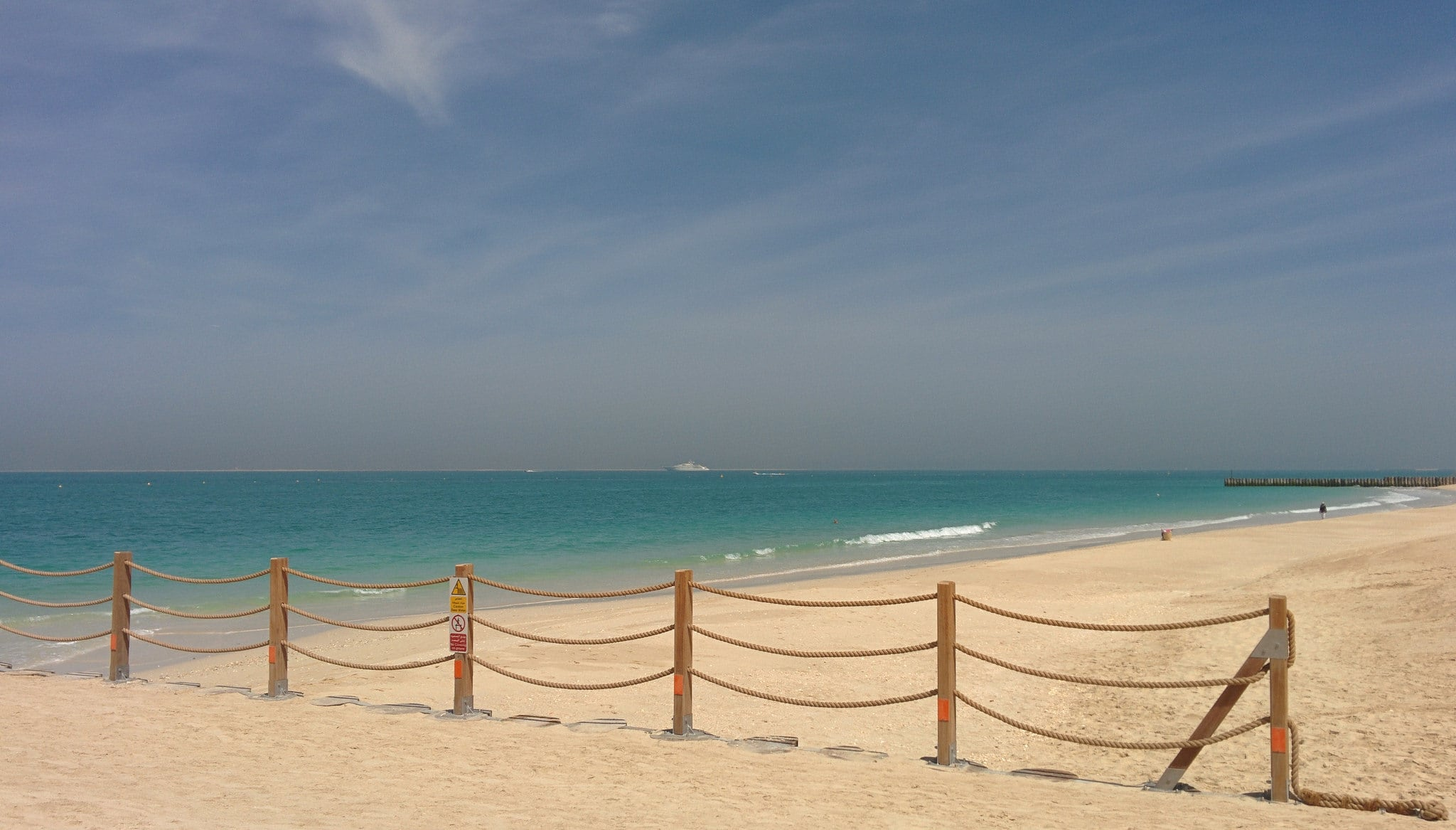 Kite Surf Beach 海滩与 2602 米的长度 的形象.