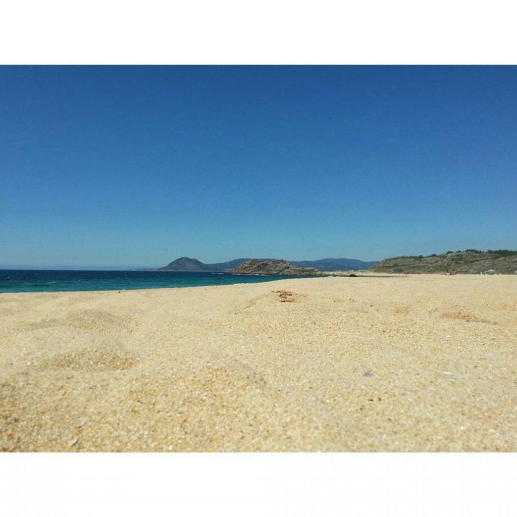 Εικόνα από Praia de Arealonga Baroña Area Longa Beach. square squareformat iphoneography instagramapp uploaded:by=instagram
