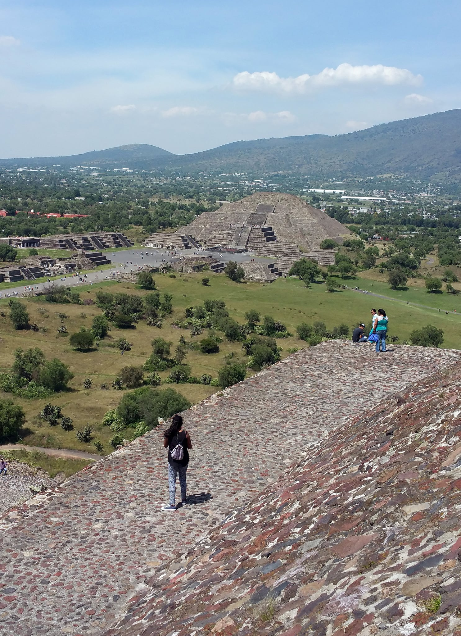 תמונה של Pirámide de Sol. city mexico df quetzalcoatl pirámides piramid teotihucán
