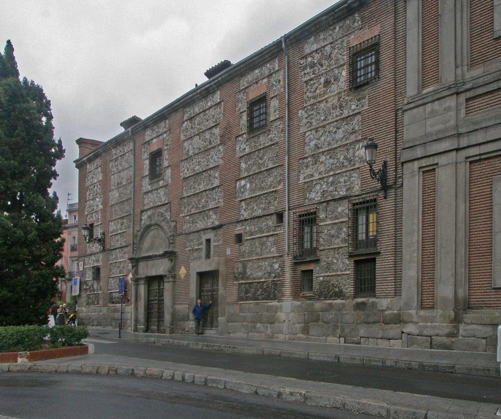 Image of Monasterio de las Descalzas near City Center. conventoftheroyalbarefootnuns monasteriosdelasdescalzasreales madrid spain exfordy