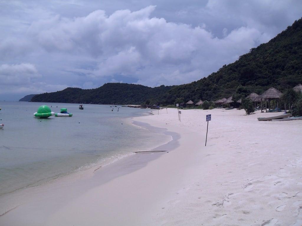 Obrázek Bai Sao Sao Beach.