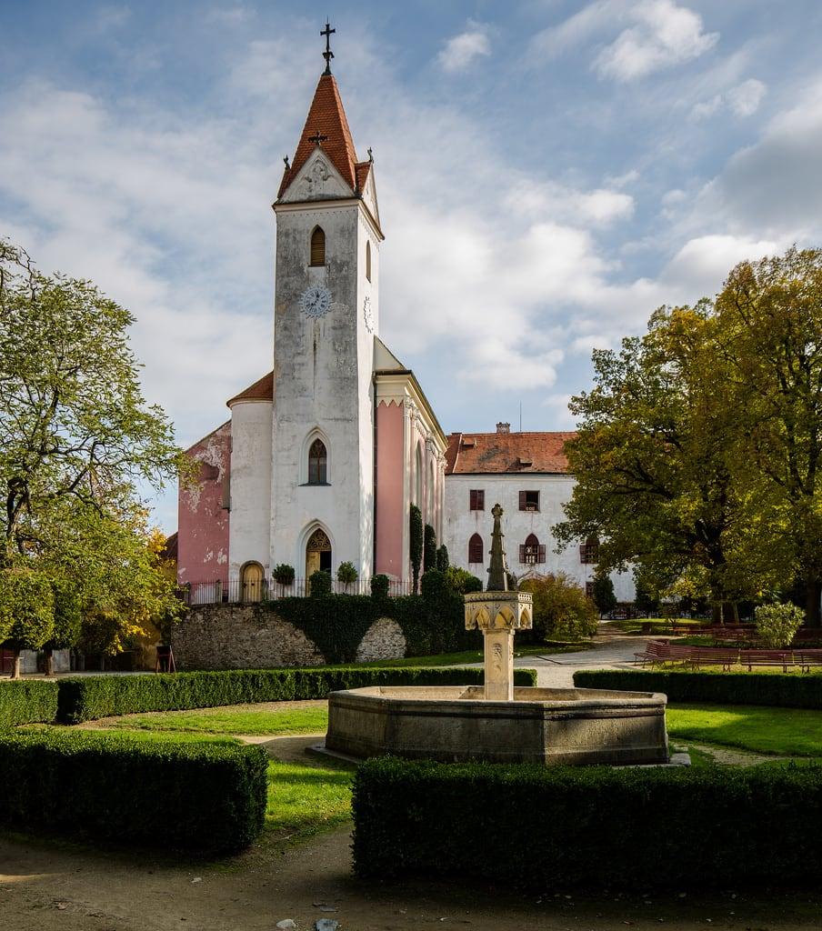 Image of Bítov. wideangle tschechischerepublik weitwinkel bítov uww jihomoravskýkraj