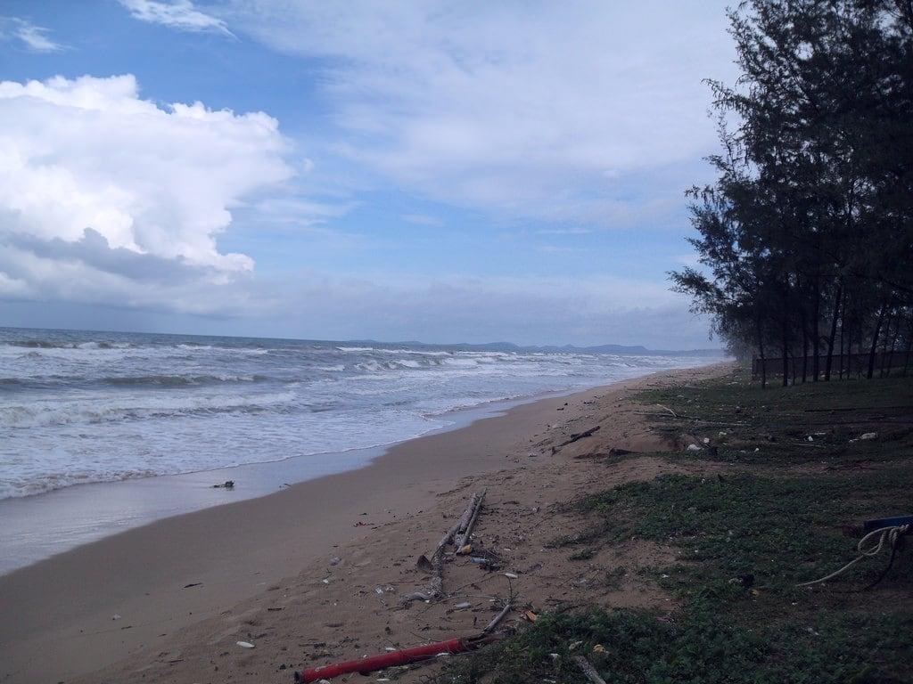 Obrázek Pláž s délkou 175 metrů.