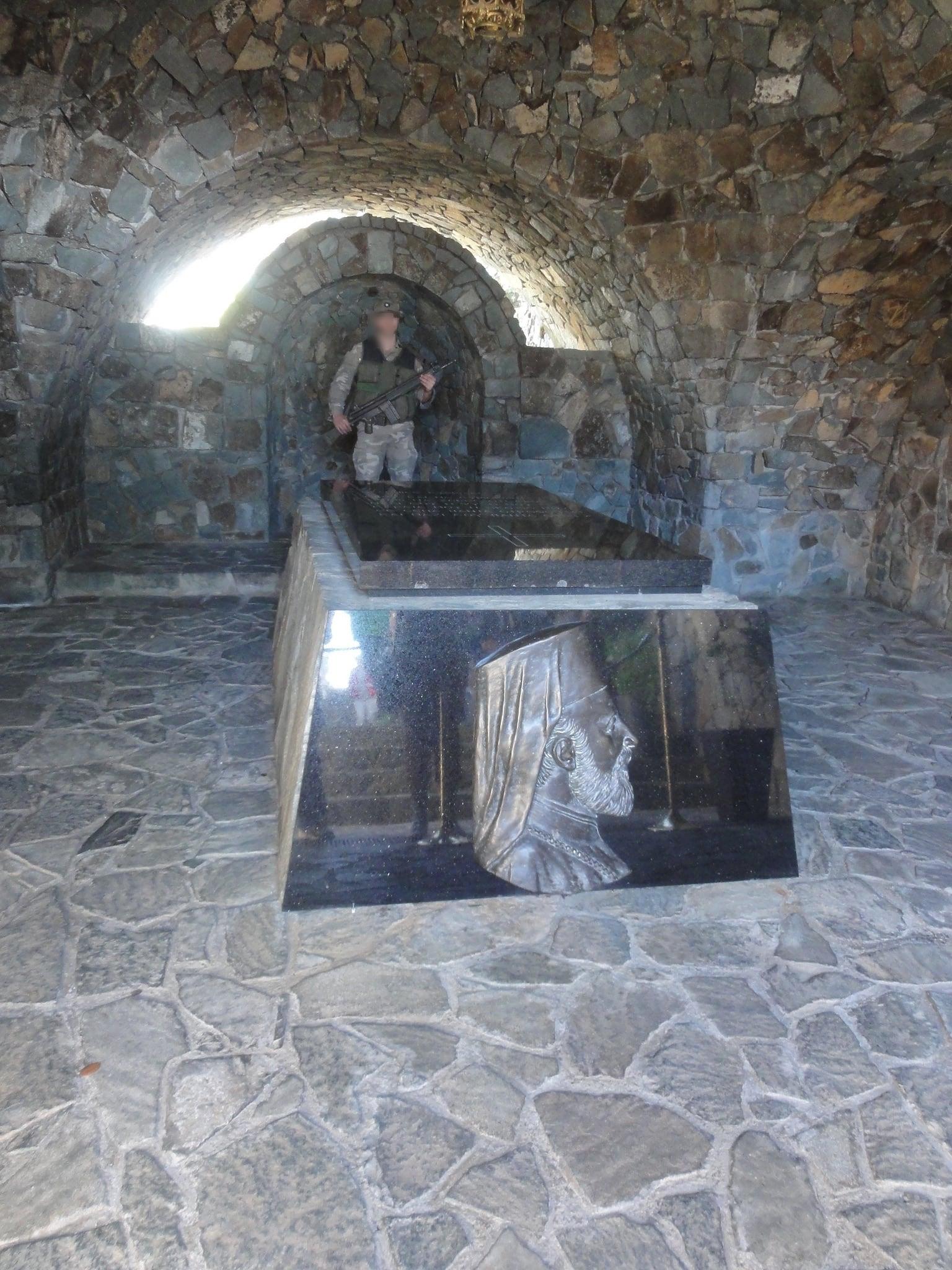 Hình ảnh của Makarios III.