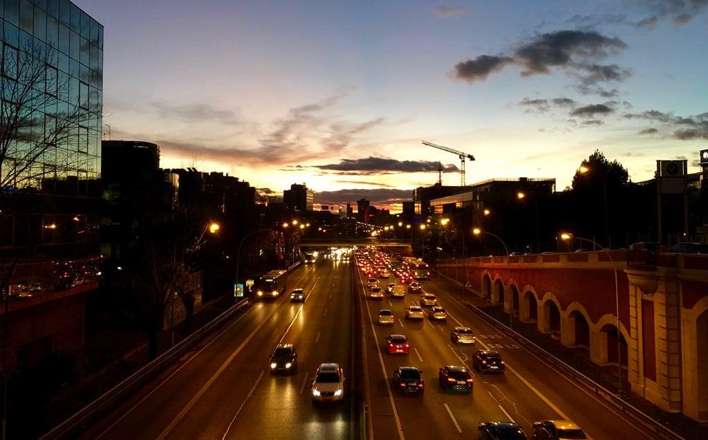 Bild av Arturo Soria. madrid españa spain ciudadlineal