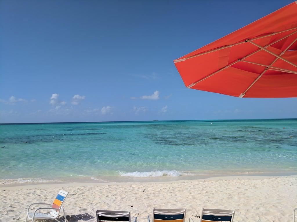 Image of Serenity Bay Beach.