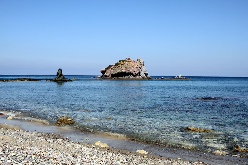 Изображение на Baths of Aphrodite. travel vacation cyprus