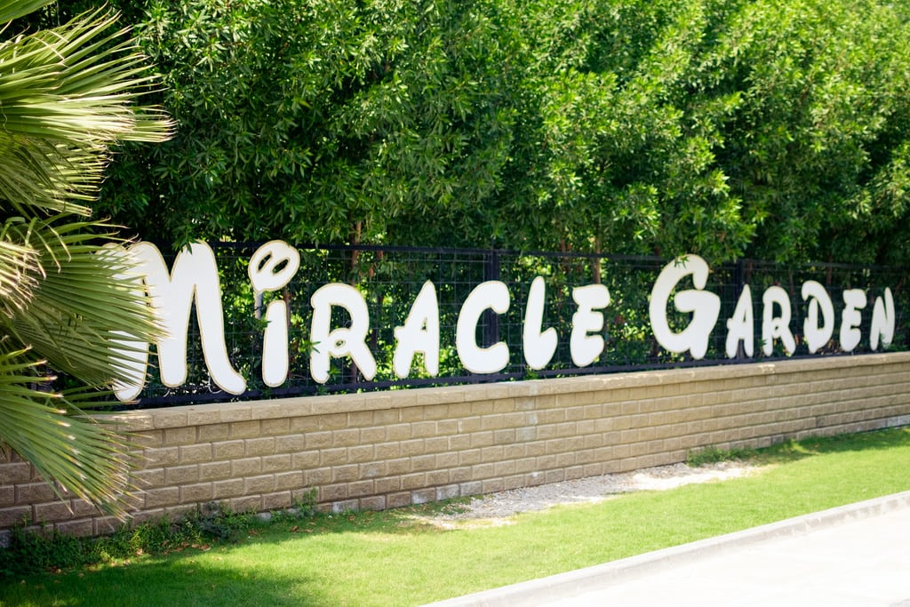 Bild von Dubai Miracle garden. garden dubai unitedarabemirates ae miraclegarden