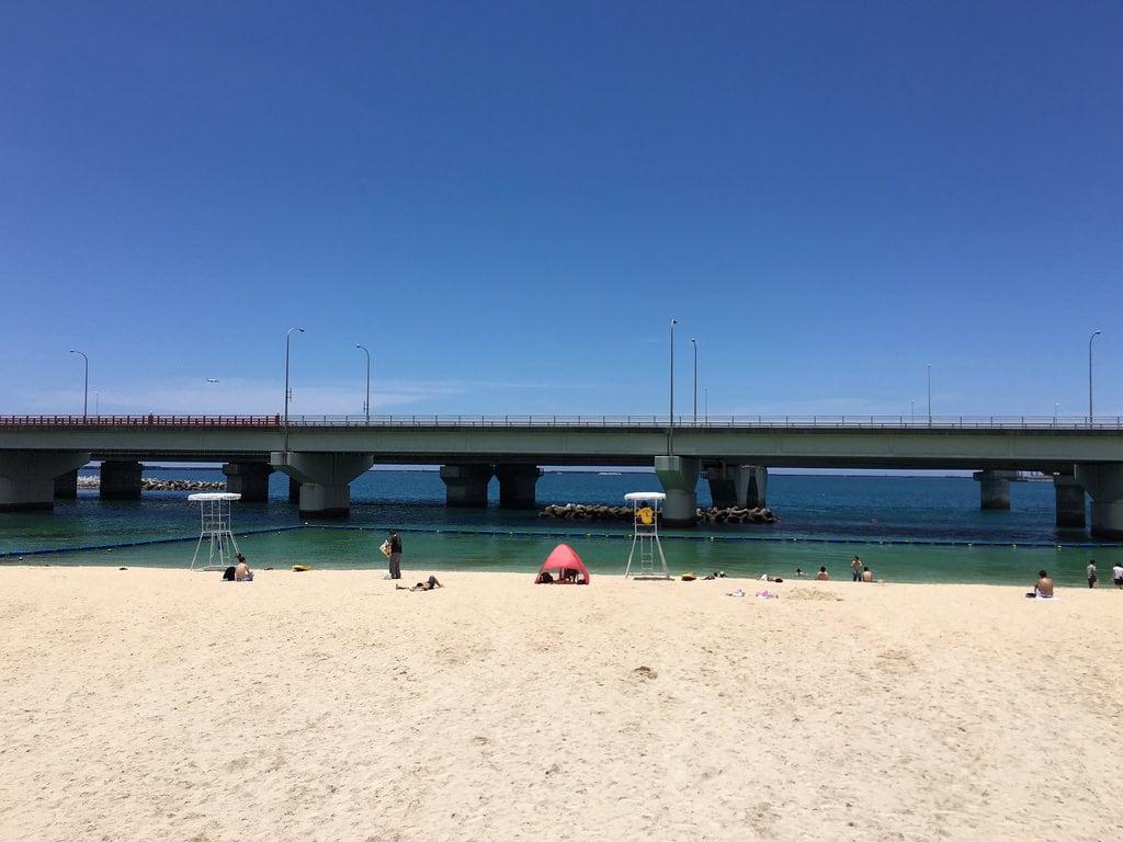 Hình ảnh của Naminoue Beach (波の上ビーチ) Naminoue Beach.